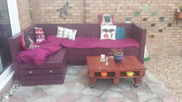 Garden Sofa & Coffee Table Lounges & Garden Sets