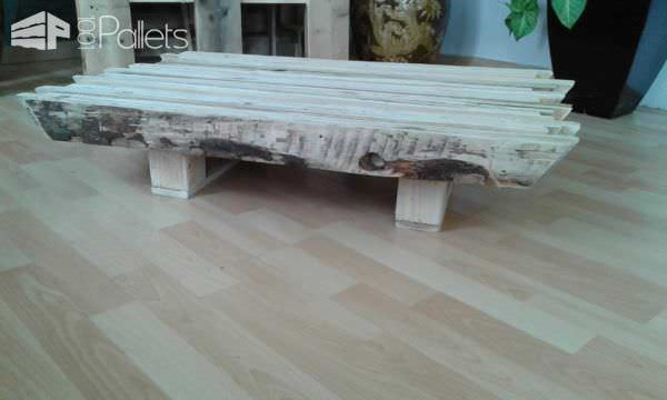 Table Basse Palette Massif / Pallet Coffee Table Pallet Coffee Tables