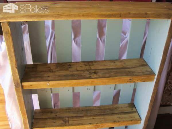 Pallet Bookcase Pallet Bookcases & Bookshelves