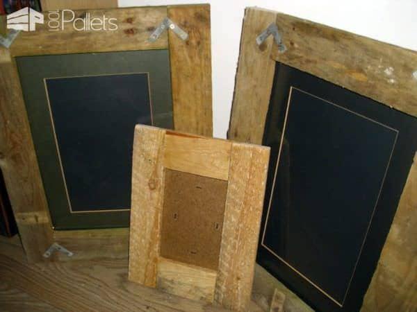 Bloxham Roughwoods Creations Pallet Shelves & Pallet Coat Hangers