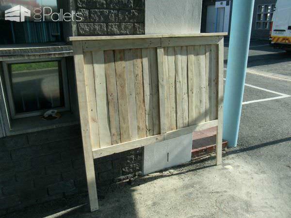 Pallet Queen Size Bed Pallet Beds, Pallet Headboards & Frames