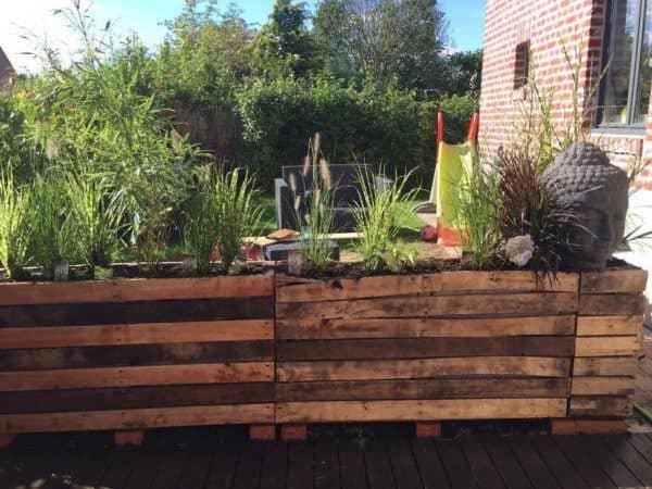 Pallet Terrace Deck Pallet Terraces & Pallet Patios