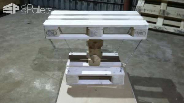One of a Kind Pallet Table Pallet Coffee Tables
