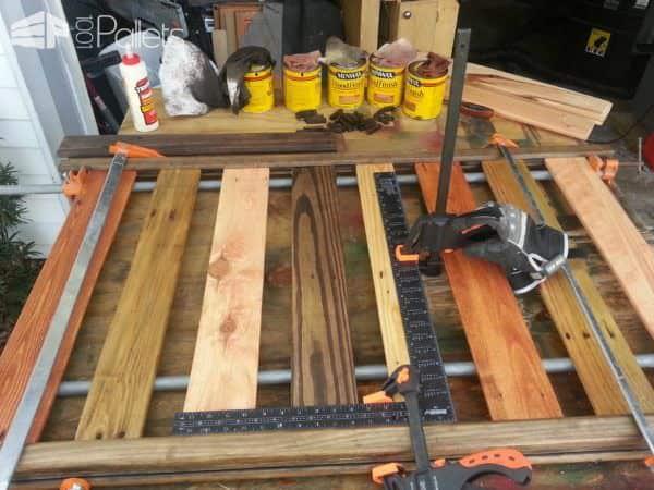 Pallet Crib Pallet Beds, Pallet Headboards & Frames