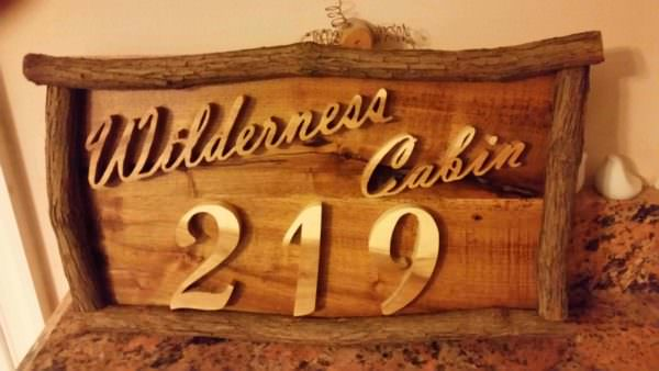 Pallet House Number Sign Pallet Wall Decor & Pallet Painting