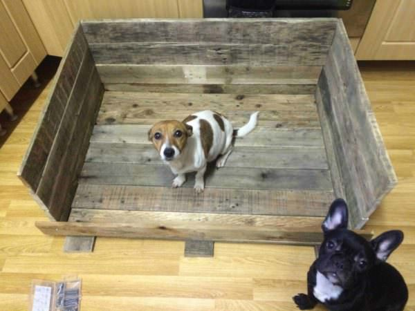 Whelping Box Animal Pallet Houses & Pallet Supplies