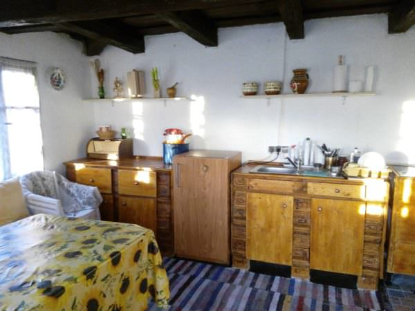 Kitchen Furniture Out Of 5 Wooden Pallets Pallet Cabinets & Wardrobes