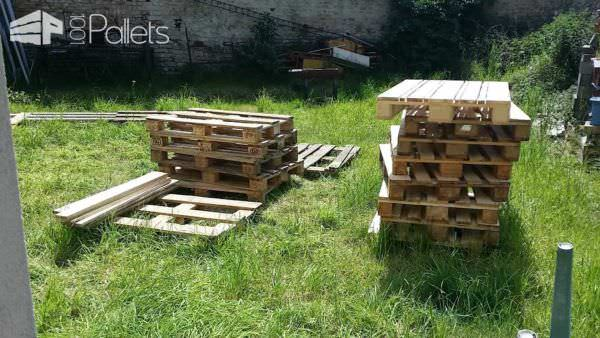 25 Pallets Garden Set Lounges & Garden Sets