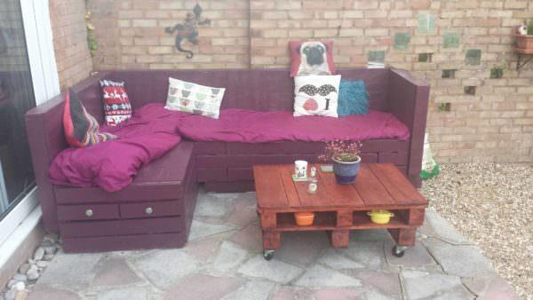 Garden Sofa & Coffee Table Lounges & Garden Sets