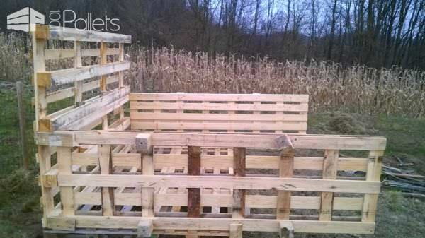 Small Shed from Used Pallets & Cheap Wood Pallet Sheds, Cabins, Huts & Playhouses