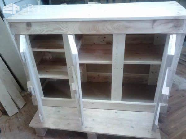 Chest of Drawers for a Variety of Purposes Pallet TV Stands & Racks
