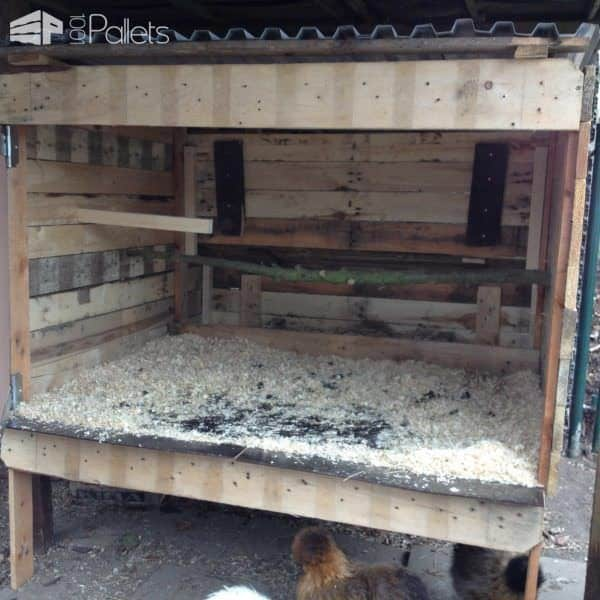 Chicken Coop from Pallets Animal Pallet Houses & Pallet Supplies
