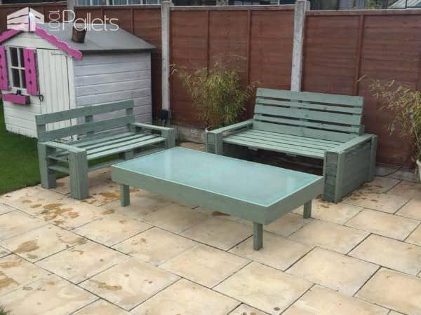 Garden Patio Furniture Set Lounges & Garden Sets