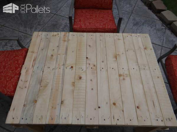 Indoor/Outdoor Pallet Coffee Table Pallet Coffee Tables