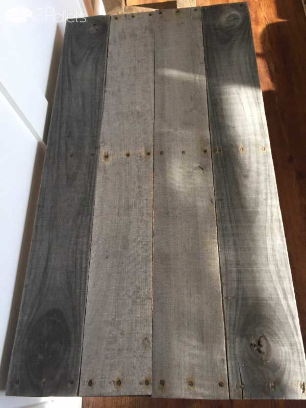 Naturally Sun-bleached Pallet Coffee Table Pallet Coffee Tables