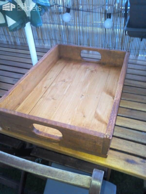 Pallet Bbq Cover & Tray Pallet Home Accessories