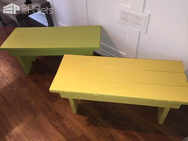 Pallet Garden Benches Pallet Benches, Pallet Chairs & Stools