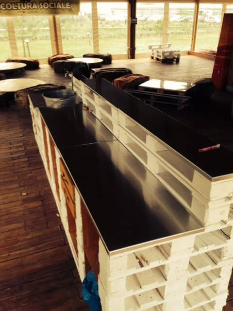Simply Stainless Pallet Bar Pallet Bars Pallet Store, Bar & Restaurant Decorations