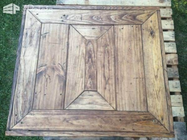 Gorgeous Outdoor Pallet Table Pallet Coffee Tables