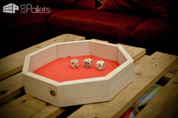 Pallet Dice Boards Other Pallet Projects
