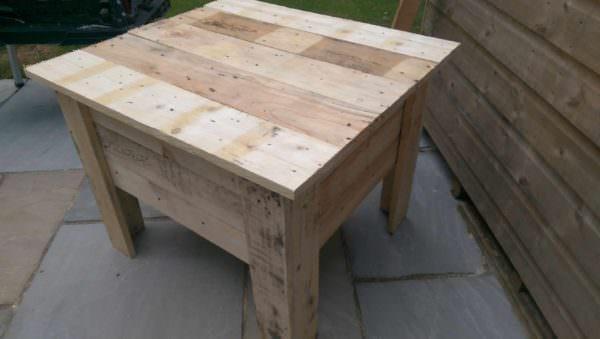 Pallet Sandbox With Lid Fun Pallet Crafts for Kids Pallets in the Garden