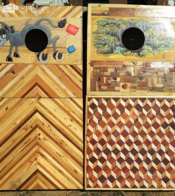 Size Does Matter From A Woman's Perspective DIY Pallet Tutorials