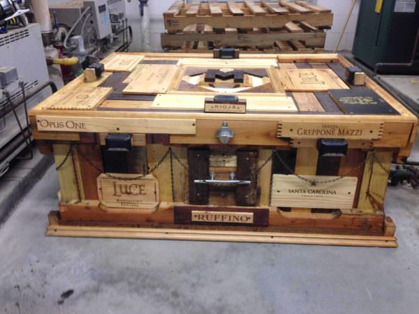 Unbelievable Outdoor Pallet Coffee Table Pallet Coffee Tables