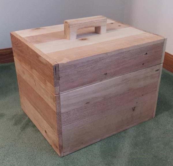 Beautiful Pallet Box Pallet Boxes & Chests