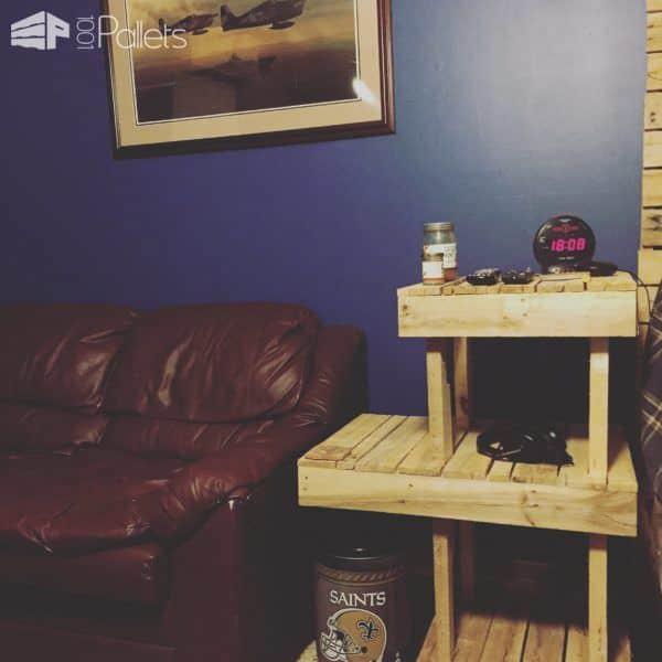 Pallet Bedroom Set Pallet Beds, Pallet Headboards & Frames Pallet Desks & Pallet Tables Pallet Shelves & Pallet Coat Hangers