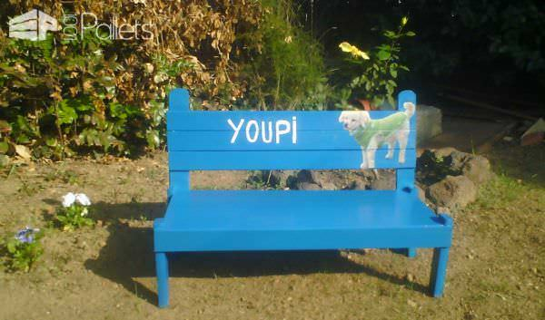 Pallet Dog Bench and Shelter Animal Pallet Houses & Pallet Supplies