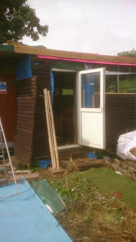Pallet Shack/Cabin Pallet Sheds, Cabins, Huts & Playhouses