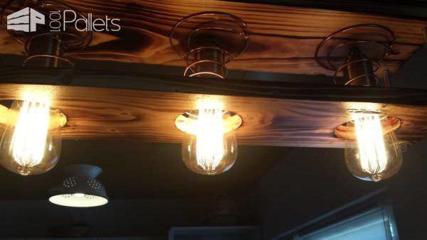 Outstanding Pallet Kitchen Remodel Stage 1 Pallet Bars Pallet Desks & Pallet Tables Pallet Home Accessories Pallet Lamps & Lights