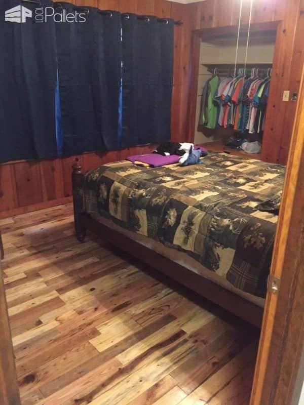 Pallet Wood Floors Two Ways Pallet Floors & Decks