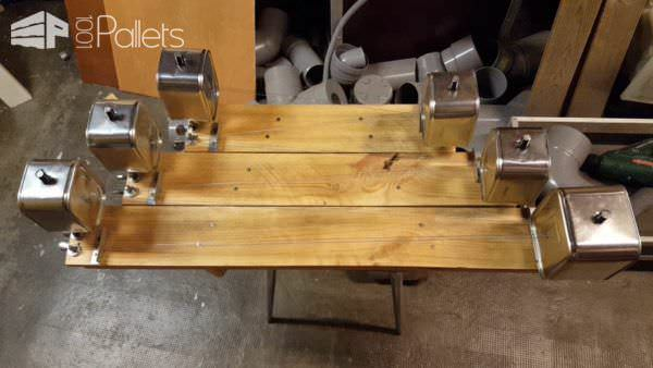 Amazing Tin Can/Pallet Wood Musical Instrument Other Pallet Projects