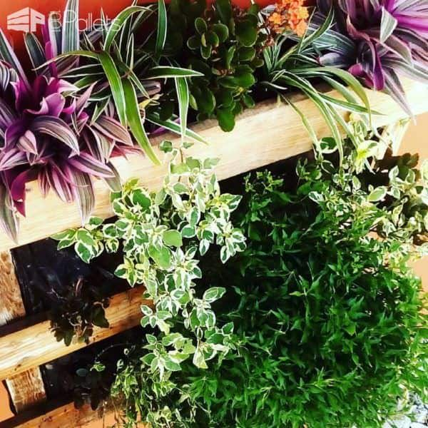 Fast, Fun & Free Pallet Vertical Planter Pallet Planters & Compost Bins