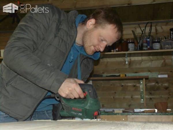 Pallet Crafter Interview #16: Wesley Marien Pallet Crafter Interviews