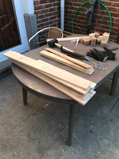 My First Pallet Coffee Table Pallet Coffee Tables