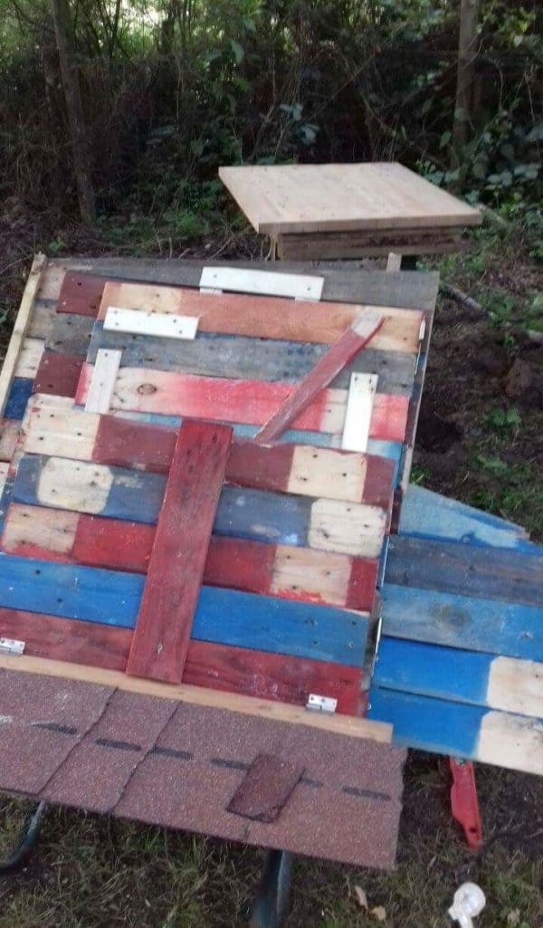 Our Best Pallet Chicken Coops, Hutches & Cages Animal Pallet Houses & Pallet Supplies