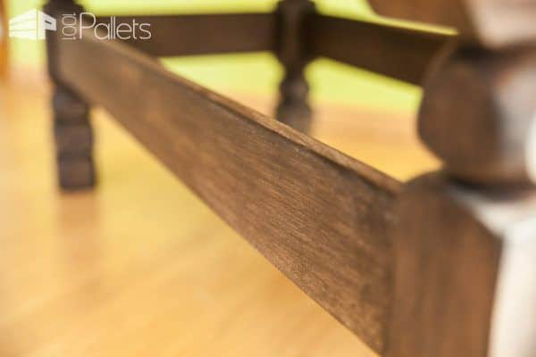 Pallet Coffee Table Renovation DIY Pallet Video Tutorials Pallet Coffee Tables