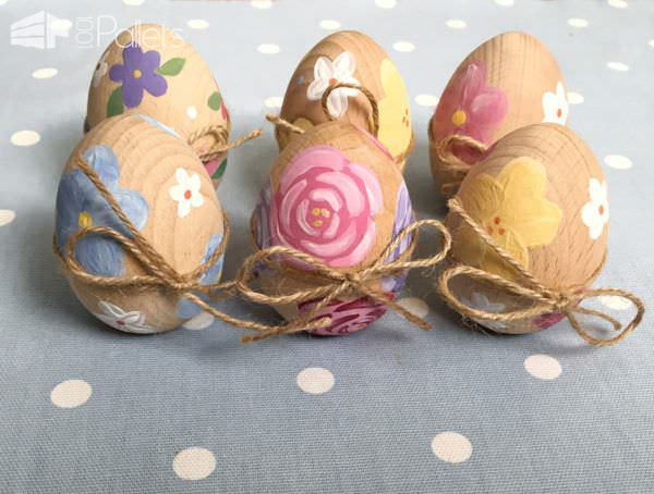 15 Amazing Easter Pallet Craft Ideas Other Pallet Projects