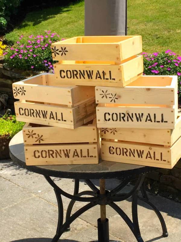 Cornwall Pallet Crates Pallet Boxes & Chests