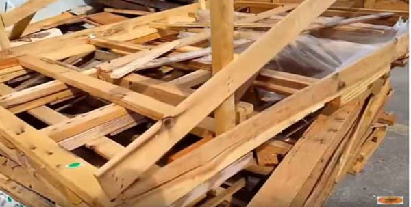 Find Free Wood Forever The Easy Way DIY Pallet Video Tutorials Pallet Projects