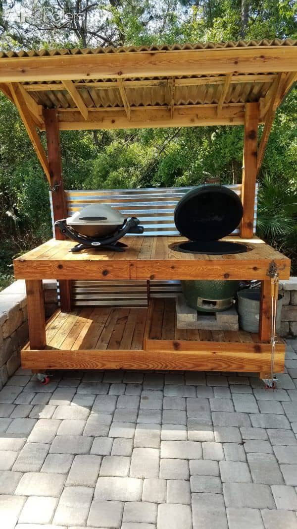 Backyard Trends for 2017 Other Pallet Projects