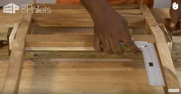 Diy Video Tutorial: Chair-making Basics Part 1 DIY Pallet Video Tutorials Pallet Benches, Pallet Chairs & Stools
