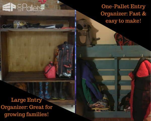 15 School Days Pallet Project Craze! Fun Pallet Crafts for Kids Other Pallet Projects