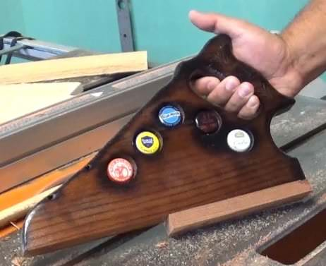 Stylish Table Saw Push Stick DIY Pallet Video Tutorials