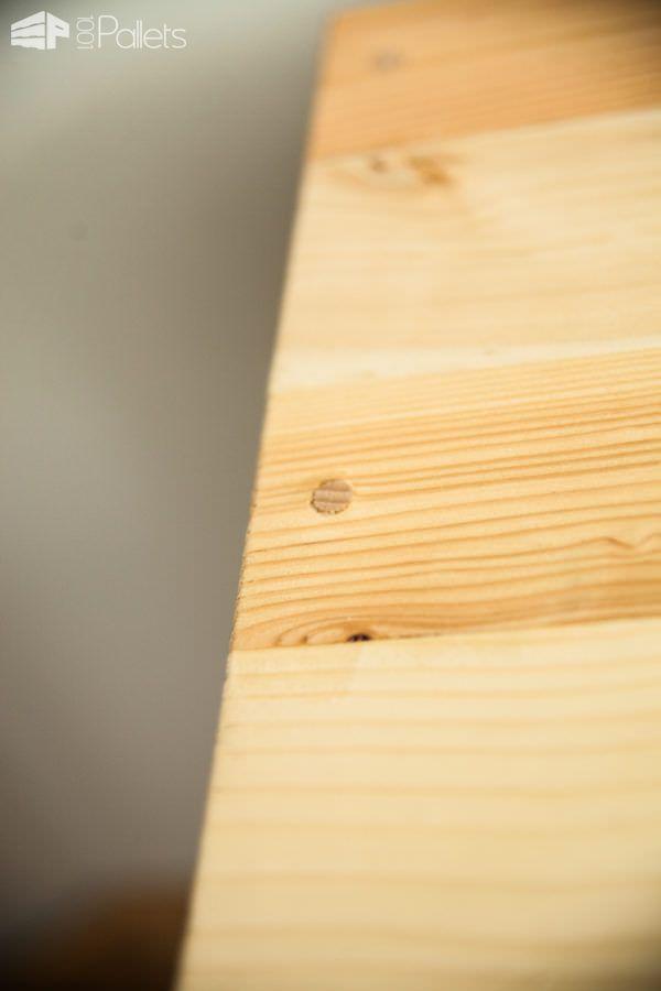 Pallet Firewood Storage Cabinet DIY Pallet Video Tutorials Pallet Cabinets & Wardrobes