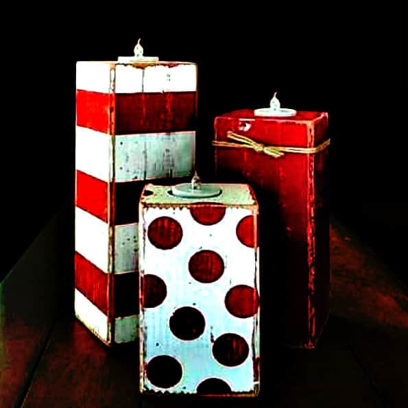 10 Last-minute Upcycled Wooden Christmas Ideas For You! Pallet Home Décor Ideas