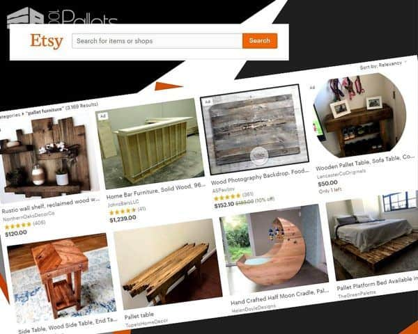 6 Ways You Can Purchase Pallet Furniture! Other Pallet Projects Pallet Furniture