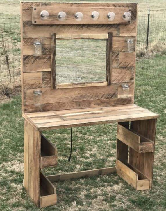 See Ya 2017: Top 5 Pallet Crafts You Liked The Most! Pallet Furniture Pallets in the Garden